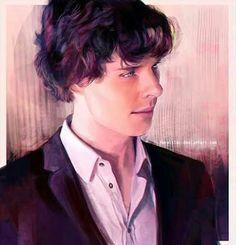 Benedict Sherlock, Sherlock John, Fan Art Sherlock, Quotes Sherlock, Bbc Sherlock Holmes, Sherlock Holmes Benedict Cumberbatch, Sherlock Fandom, John Watson, Johnlock