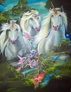 Unicorns & Fairies