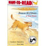 These easy-to-read chapter books (Levels J/K) are perfect for students who love adventure stories. At first people feel sorry for Norman the dog because he is blind, but when Norman saves a young girl from drowning he is seen in a new light.   He becomes a hero in the community and spends time visiting patients at the hospital to help brighten their days.