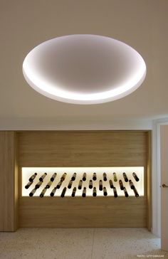 Soif d'Ailleurs Wine Store in Paris France by Atela Architectes