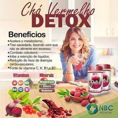 S.G.O.: Chá vermelho detox