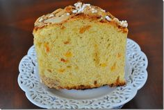Colomba pasquale (easter bread)