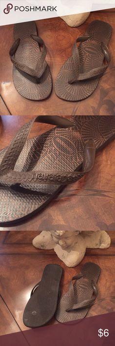 Brown Havaianas Brown Havaianas Flip Flops Havaianas Shoes Sandals