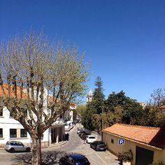 Our blue sky. #nofilter