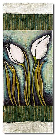 Fourbro Frames modern blossom I Canvas Artwork, Artwork Prints, Frames, Modern, Painting, Art On Canvas, Trendy Tree, Frame, Painting Art