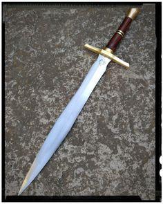Sword by Macu Knives Model Temachtekatl