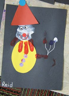 Mrs. Karen's Preschool Ideas: Circus Week!