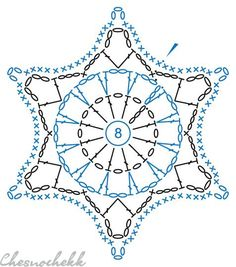 Best Pics how to Crochet Doilies Strategies Crochet Snowflake Pattern, Crochet Leaves, Crochet Stars, Crochet Snowflakes, Thread Crochet, Crochet Flowers, Crochet Stitches, Crochet Diagram, Crochet Motif