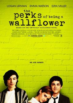 The Perks of Being a Wallflower « Chick Flick Diva