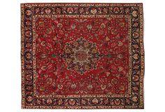 Persian Tabriz, 10' x   11' on OneKingsLane.com