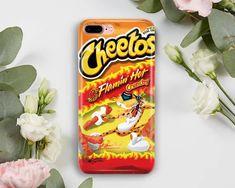 Cheetos phonecase, iPhone 8 Case iPhone X, Samsung S8, Galaxy S7, iPhone 6, iPhone 5S, iPhone 7 case