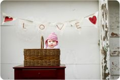 valentines day baby