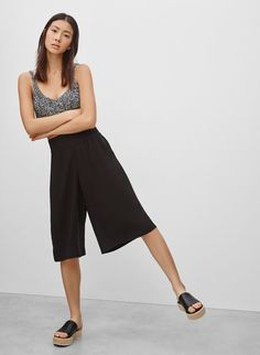 Soft shorts with a hint of sophistication