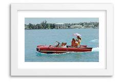 Slim Aarons, Harbour at Nassau, Mini | One Kings Lane