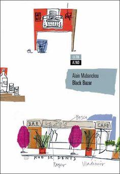 """""""Black Bazar"""" di Alain Mabanckou"""