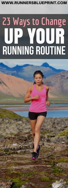 after doing the same run over and over again, it's so easy to fall into a routine trap in which boredom and performance plateaus reign supreme. That's why today, my dear readers, I'm gonna share with you some of my best advice and practical strategies to help you change up your running lifestyl http://www.runnersblueprint.com/ways-change-up-running-routine/ #Runners #motivation