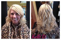 BLONDE...must be summertime #hairbykellid #hairstylist #portlandoregon