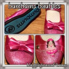 Bumbums & Baubles Shoe Review