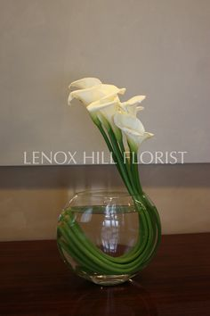 Architectural Flower Arrangement - Flower Arrangements