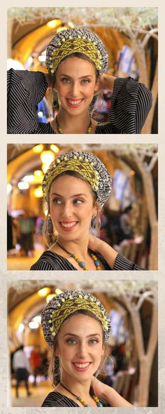 Excited to share the latest addition to my #etsy shop: Fetching Autumn Headscarf TICHEL, Hair Snood, Chemo Snood, Head Scarf, Red Head Covering, Jewish Headcovering, Scarf, Bandana, Apron http://etsy.me/2n1G4hU #accessories #hair #headband #yellow #gray #headcovering #