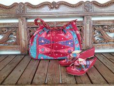 Sadina Bag + wedges Suli Reserved SL