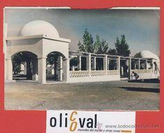 23-aaiun-sahara español-datada 22-07-60-vista parcial plaza de españa-P-1346 - Foto 1