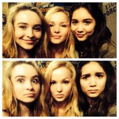 Thomas] WCW goes to Sabrina and Dove and i guess Rowan since shes in the picture. RIP Sabby (HEHE ABBY PUNS)