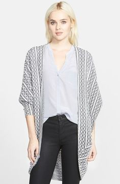 Search+for+Sanity+Open+Front+Cocoon+Cardigan+available+at+#Nordstrom