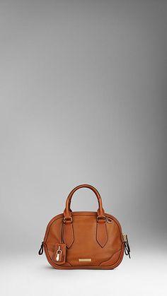 Petit sac The Orchard en cuir grainé | Burberry