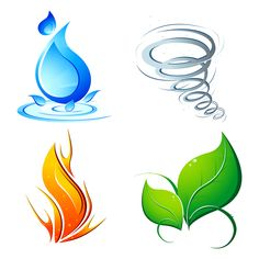 fantasy: four elements - Buscar con Google