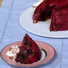 Summer Berry Pudding Carla Hall