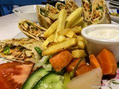 ARABIAN TEA HOUSE: SERVING TRADITIONAL EMIRATI CUISINE – lakwatserongdoctor Dubai Houses, Vegan Options, Menu Restaurant, Fresh Rolls, The Past, Appetizers, Vegetarian, Dishes, Tea