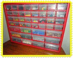LEGO Storage Solution