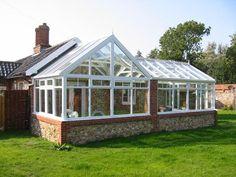 conservatory stone base