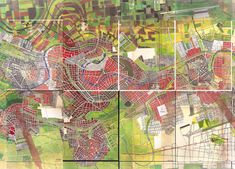 For 30 years, a map has grown from Jerry Gretzinger's imagination, piece by…