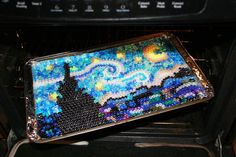 More melted bead goodness! Starry Night ;) - HOME SWEET HOME