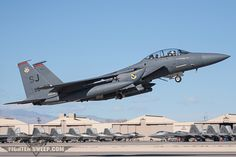 Photo Gallery: Boeing F-15E Strike Eagle   Fighter Sweep