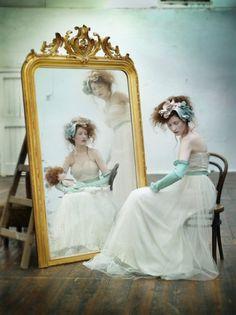 Mirror by Agata Stoinska