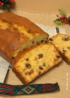 El dulce perfecto para los desayunos navideños. Una receta del blog LOS DULCES DE MICA.
