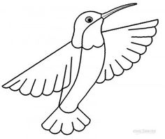 printable parrot coloring pages for kids cool2bkids birds coloring pages pinterest kid coloring and for kids - Hummingbird Coloring Pages
