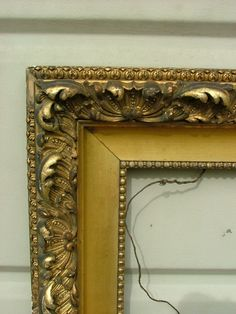 2019 New Style Antique Heydenryk Style Frame For Painting 36 X 24 Inch Outside 40 X 28 Inch Picture Frames