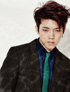 Woohyun of Infinite and ToHeart:)