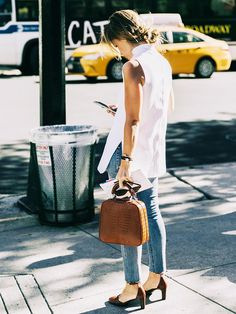 The+#1+Way+to+Wear+Skinny+Jeans+This+Fall+via+@WhoWhatWear