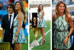 Blog  IgoR AguiaR: FASHION INSPIRATION - GISELE BUNDCHEN