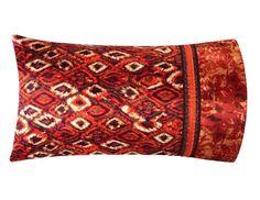 Bohemian Bedding Taupe Satin Pillowcase Boho Print Satin Pillow Case Satin Swank Brown /& Beige Satin Pillowcase Beige and Brown Bedding