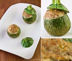 Zucchine ripiene di carne (nichel free) http://quintopeccatocapitale.blogspot.it/2013/05/zucchine-ripiene-di-carne-nichel-free.html