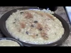 Elba's Arroz Con Dulce-Puerto Rican Style Rice Pudding - YouTube