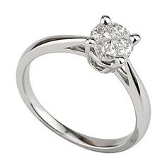 This is exactly what I want! Simple Elegant wedding ring