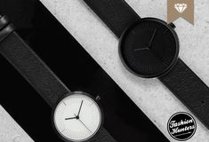 Discover New Thai Watch Brand. Hand Watch, Minimal Design, Watch Brands, Jewelry Branding, Cow Leather, Shoe Brands, Fashion Brands, Pure Products, Watches