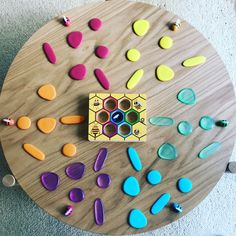 The Bee Hive Game 🐝 is back in stock along with two different styles of Junior Rainbow Pebbles 🌈 Hive Game, Different Styles, Kids Rugs, Rainbow, Colours, Bees, Instagram Posts, Rain Bow, Rainbows